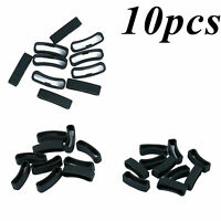 10pack Rubber Watch Band Strap Loop for Sunnto Watch Strap Security Retainer