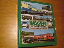 Eisenbahn Wagen Archiv  Sammelordner Leer Ordner
