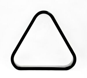 """Brand New Pool Table Accessories 2"""" Plastic Kelly Pool Triangle"""