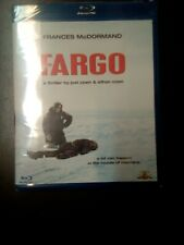 Fargo (Blu-ray Disc, 2009, Widescreen) Brand New Sealed
