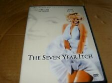 The Seven Year Itch (DVD, 2001, Marilyn Monroe Diamond Collection) Used.