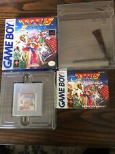 Titus the Fox (Nintendo Game Boy) Complete in Box, US NTSC CIB