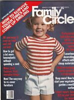 Family Circle Mag How To Survive Tough Times March 1975 092719nonr