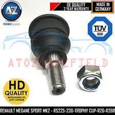 For Renault Megane Sport RS 225 R26 R26R CUP Trophy Lower suspension ball joint