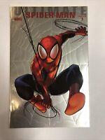 Ultimate Comics Spider-Man (2009) # 1 (NM) Silver Foil Variant