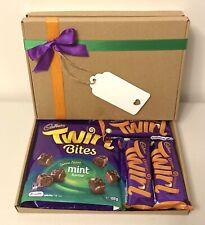Cadbury Mint Twirl & Orange Bar Hamper •RARE• SPECIAL BIRTHDAY EASTER ~