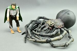 Lord of the Rings Battle at Shelob's Lair Frodo LOTR Figure Toybiz