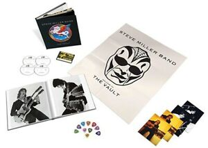 Steve Miller Welcome To The Vault Box Set