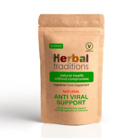Herbal Traditions Natural Anti Viral Support Capsules