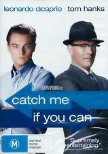 Catch Me If You Can - True Story / Thriller - Leonardo Di Caprio - NEW DVD