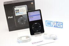 Apple iPod classic video 5.Generation 5G Schwarz 80GB voll funktionstüchtig #F88