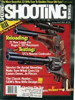 SHOOTING TIMES Magazine July 1983 Reloading: 27 New Loads For Ruger's