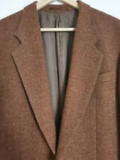 Harris Tweed Sakko/Jacke  Gr 48  braun, meliert