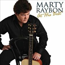 At His Best [Digipak] by Marty Raybon (CD, Apr-2010, Hi Five) BRAND NEW