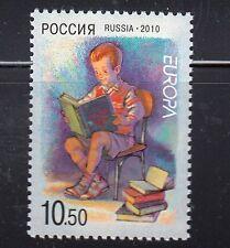 Russia 2010 EUROPA CEPTChildren Book Mi.#1641 1 stamp MNH
