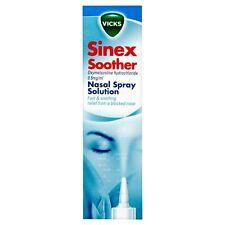Vicks Sinex Soother Nasal Spray Solution 15ml