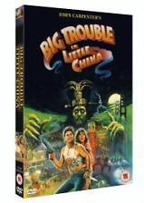 Big Trouble In Little China (DVD, 2004) Kurt Russell, Dennis Dun, Kim Cattrall.