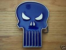 Punisher Belt Buckle Marvel Comics DC Comics Spiderman