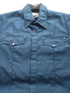 Versace Classic, Gianni Versace Shirt Blue 1000% Genuine