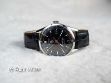 TAG Heuer Carrera Twin Time Automatic Leather Band in Excellent Condition