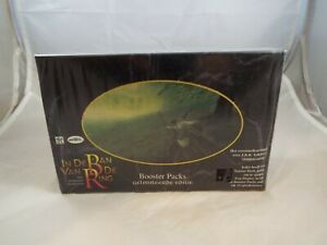 MIDDLE EARTH CCG, THE WIZARDS LIMITED SEALED BOOSTER BOX OF 36 PACKS (Dutch)