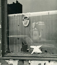 Photo Original Paris Bistrot Café Parisien Vers 1950