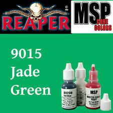 JADE GREEN 9015 - MSP core 15ml 1/2oz paint peinture figurine REAPER MINIATURE