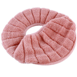 Washable Bathroom Toilet Warmer Cushion Pad Closestool Seat Lid Cover Mat LL