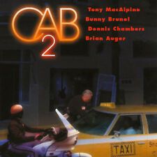 Tony MacAlpine, Bunny Brunel & Dennis Chambers : Cab 2 CD (2002) ***NEW***
