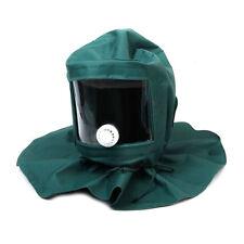 Sandstrahler Sandstrahlhaube Maske Anti Werkzeuge Wind Schutzmaske DE