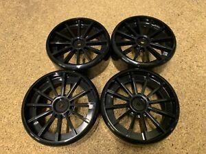 1/10 ABS buggy Drift wheels For Tamiya Kyosho Yokomo supper Ten Vintage Cars