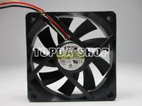 1 PCS Nidec Fan D07R-12T2H AO DC 12V 0.18A 7015 7CM 3 Pin