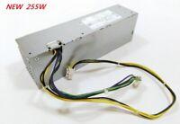 New Genuine 255 Watt Power Supply M9GW7 NT1XP R7PPW V9MVK FP16X FN3MN 3XRJ0