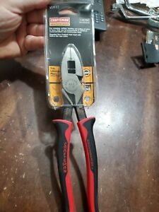 """Craftsman Professional 9"""" Linesman Pliers, made in USA, NOS - Part # 45764 RARE"""