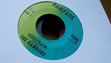 The Ramrods 45 Soultrain Rampage 1000 Funk Crossover Soul