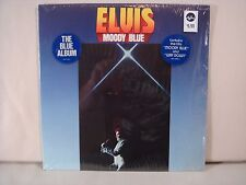 ELVIS MOODY BLUE AFL1-2428  LP ALBUM