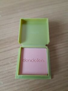 Benefit Dandelion Blush Mini 3.5g Brand New