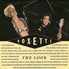 "Roxette - The Look - 7 "" Single"