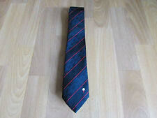 Tootal DEXION Company Logo / Motif Tie - SEE PICTURES