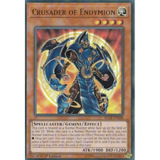 Near Mint Crusader of Endymion BLLR-EN048 Ultra Rare 1st Edition x3