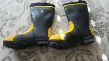 Viking Footwear Met Guard Work Rubber Boots Safety Size 12