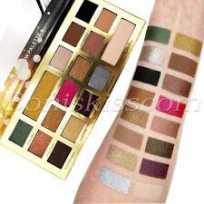 Long Lasting Eye Shadow Palette 16 Colors Matte Powder Shimmer Eyeshadow Kit