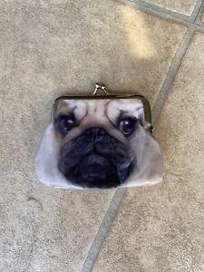 Girls Pug Purse