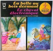 STRUCTURES SONORES LASRY-BASCHET LE CHEVAL ELECTRONIQUE 2-LP ELECTRONIC-RARE!!!!