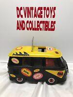 """Mego Batlab All Original Vintage 1975 Batman Van For 8""""Figures WGSH Not Complete"""