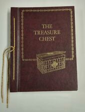 The Treasure Chest Book Ribbon Binding Original Edition by Charles L Wallis RARE