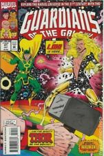 Guardians of the Galaxy #41 FN+ 6.5 1993 Stock Image