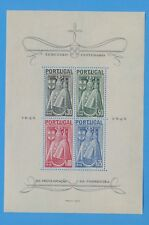 PORTUGAL   - scott  670  VFMNH  S/S - Madonna & Child Christmas  1979