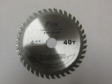 """110mm 4"""" inch 40T TUNGSTEN Circular Cutting Saw Blade for cutting Wood, Plastic"""