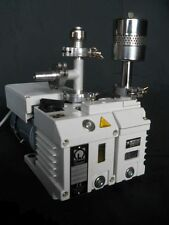 USED Leybold Trivac D 1.6 B Vacuum Pump, SEE TEST RESULTS